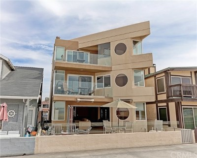 Hermosa Beach Single Family Home For Sale: 12 The Strand