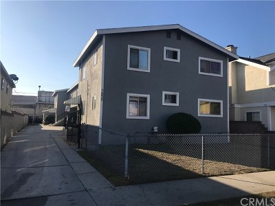 Torrance Multi Family Home For Sale: 1650 W 209th Street