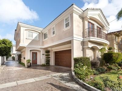 Redondo Beach CA Single Family Home For Sale: $1,349,500