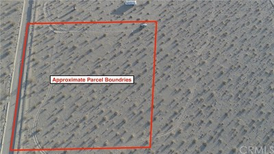 Lucerne Valley Residential Lots & Land For Sale: Salvia Avenue