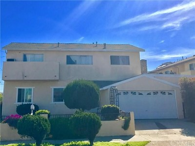 Harbor City Single Family Home For Sale: 1034 W 252 Street W