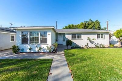 Santa Ana Single Family Home For Sale: 2426 Larchmont Avenue