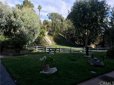 Rancho Palos Verdes Single Family Home For Sale: 28208 Palos Verdes Drive E
