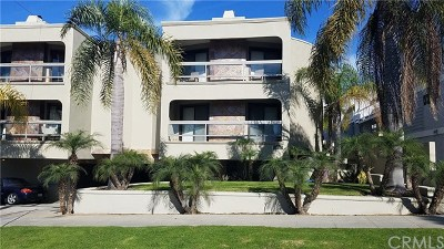 Los Angeles County Condo/Townhouse For Sale: 610 N Guadalupe Avenue #5