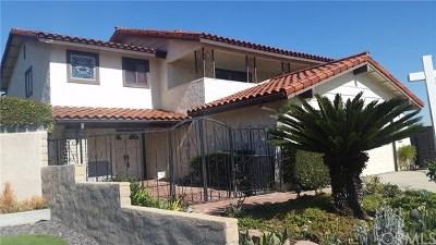 Rancho Palos Verdes Single Family Home For Sale: 1958 Peninsula Verde Drive