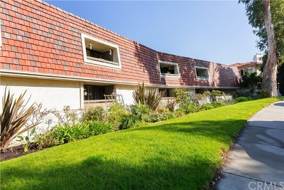 Palos Verdes Estates, Rancho Palos Verdes, Rolling Hills Estates Condo/Townhouse For Sale: 2545 Via Campesina #106