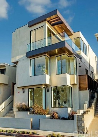 Manhattan Beach Single Family Home For Sale: 465 36th Place