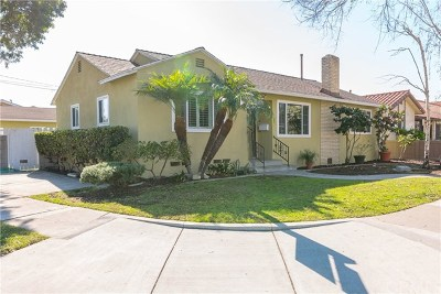 Torrance Single Family Home Active Under Contract: 1804 Middlebrook Road