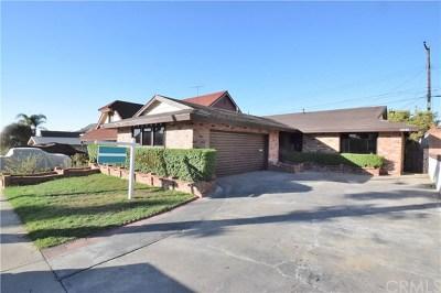 Carson Single Family Home For Sale: 19229 Kemp Avenue