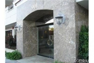 Palos Verdes Estates, Rancho Palos Verdes, Rolling Hills Estates Condo/Townhouse For Sale: 901 Deep Valley Drive #309