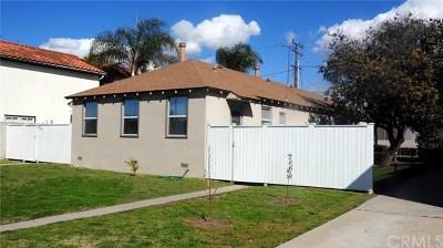 Torrance Multi Family Home For Sale: 2224 Cabrillo Avenue