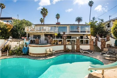 Redondo Beach Single Family Home For Sale: 144 Via Los Miradores