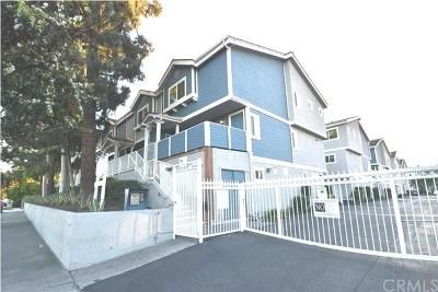 Carson Condo/Townhouse For Sale: 21901 Moneta Avenue #23