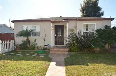 Lawndale Single Family Home Active Under Contract: 4024 W 166th Street