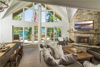 Lake Arrowhead Single Family Home For Sale: 169 Rocky Point Road