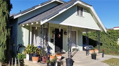 Harbor City Single Family Home For Sale: 1613 257th Street
