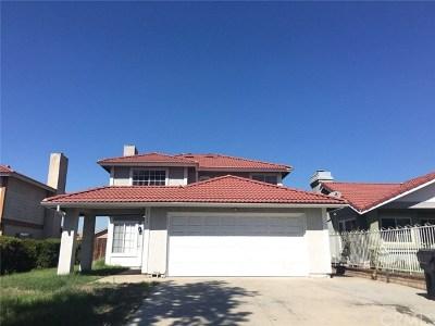 Rancho Cucamonga Single Family Home For Sale: 8556 Edwin Street