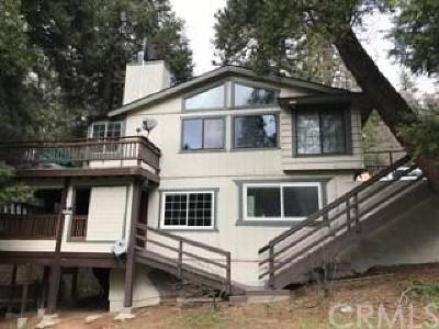 Crestline Single Family Home For Sale: 24131 Zurich Drive