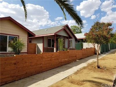 Lake Elsinore Single Family Home For Sale: 105 Poe Street