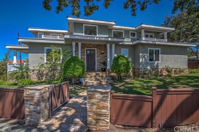 Redondo Beach Single Family Home For Sale: 628 Via Monte Doro