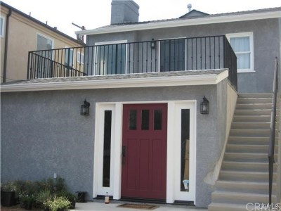 Hermosa Beach Rental For Rent: 429 29th Street #TOP
