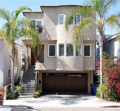 Hermosa Beach Rental For Rent: 165 Manhattan Ave