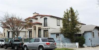 Redondo Beach Single Family Home Active Under Contract: 18306 Grevillea Avenue