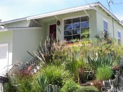 Redondo Beach Single Family Home For Sale: 602 El Redondo Avenue