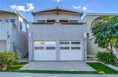 Hermosa Beach Single Family Home For Sale: 1222 11th Street