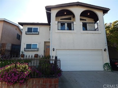 Los Angeles County Rental For Rent: 1837 Harper Avenue