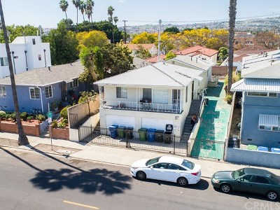 San Pedro Multi Family Home For Sale: 1409 S Beacon Street