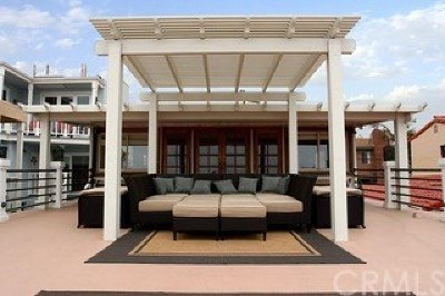 Single Family Home For Sale: 3508 Alma Avenue