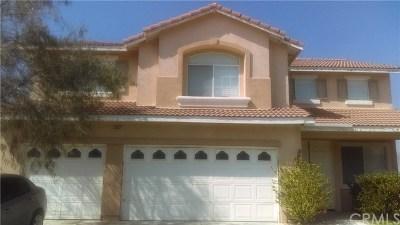Fontana Single Family Home For Sale: 16672 Almaden Drive