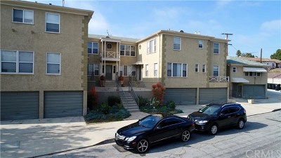 Inglewood Multi Family Home For Sale: 3367 W 83rd Street