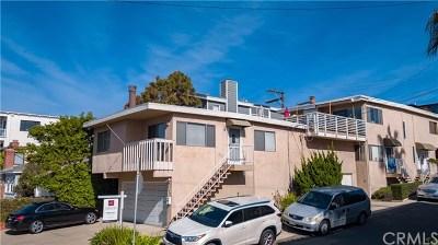 Single Family Home For Sale: 2600 Alma Avenue
