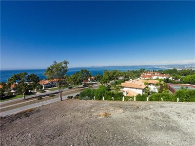 Los Angeles County Residential Lots & Land For Sale: 1508 Paseo La Cresta