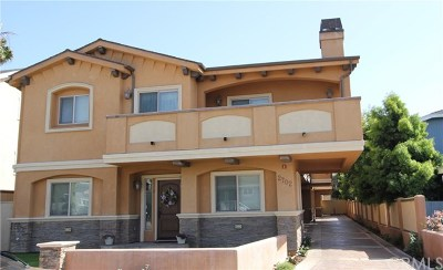 Redondo Beach Condo/Townhouse For Sale: 2702 Curtis #C