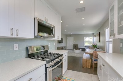 Manhattan Beach Single Family Home For Sale: 1426 Marine Avenue