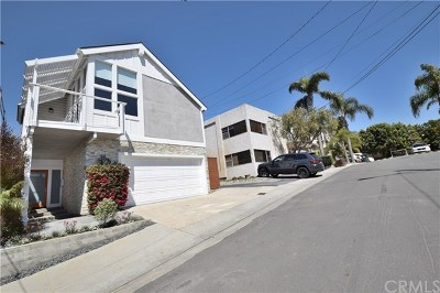 Hermosa Beach Single Family Home For Sale: 647 7th Street