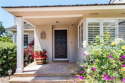 Los Angeles County Single Family Home For Sale: 2357 Via Anacapa