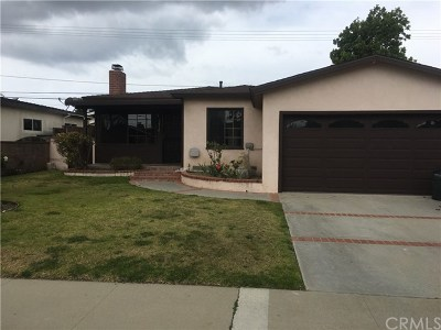 Torrance Single Family Home For Sale: 22519 Evalyn