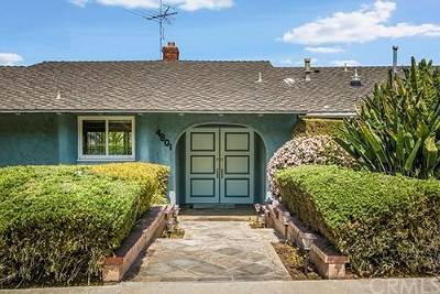 Torrance Single Family Home For Sale: 4801 Newton Street