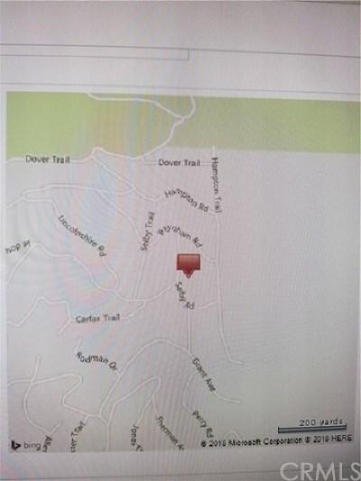 Lucerne Residential Lots & Land For Sale: 5710 Baynham