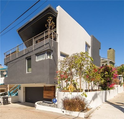 Hermosa Beach Single Family Home For Sale: 2311 Park Ave