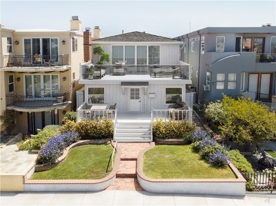 Manhattan Beach Single Family Home For Sale: 228 3rd Street