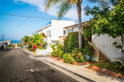 Hermosa Beach Multi Family Home For Sale: 606 Bayview Drive
