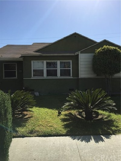 Downey Single Family Home For Sale: 9430 Brookpark Road