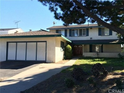 Lomita Single Family Home Active Under Contract: 26722 Rolling Vista Drive