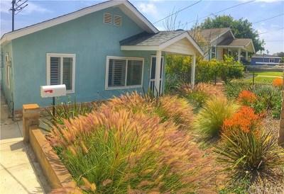 El Segundo Single Family Home For Sale: 840 Loma Vista Street