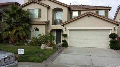 Murrieta Single Family Home For Sale: 24164 Golden Mist Drive
